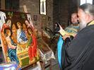 Встреча иконы «Святой Троицы», прибывшей из Иерусалима и иконы «Сладкое лобзание». Фото№_11