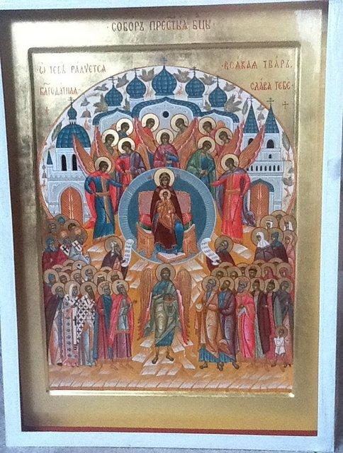 собор иконы божией матери: